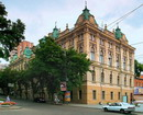 Dnipropetrovsk. Building of former City Council, Dnipropetrovsk Region, Cities