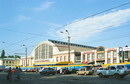Dnipropetrovsk. Great Central Market, Dnipropetrovsk Region, Civic Architecture