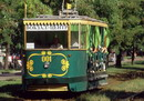 Dnipropetrovsk. Sightseeing tram, Dnipropetrovsk Region, Cities