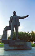 Dnipropetrovsk. He, along with the river gave current name of city, Dnipropetrovsk Region, Monuments