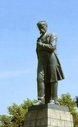 Dnipropetrovsk. Monument to T. Shevchenko, Dnipropetrovsk Region, Monuments