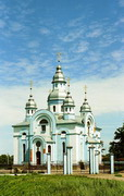 Kytayhorod. New temple, Dnipropetrovsk Region, Churches