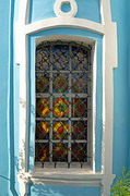 Kytayhorod. Window opening of Assumption Church, Dnipropetrovsk Region, Churches