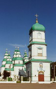 Novomoskovsk. Trinity Cathedral and Bell Tower, Dnipropetrovsk Region, Churches