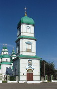 Novomoskovsk. Trinity Cathedral Bell Tower, Dnipropetrovsk Region, Cities