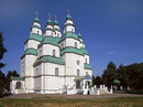 Novomoskovsk. Cossack's Trinity Cathedral, Dnipropetrovsk Region, Cities