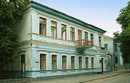 Nikopol. One of oldest buildings in city, Dnipropetrovsk Region, Civic Architecture