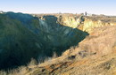 Zhovti Vody. Abandoned quarry, Dnipropetrovsk Region, Geological sightseeing