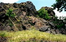 Kryvyi Rih. Rocky outcrops of dzhespilites, Dnipropetrovsk Region, Geological sightseeing