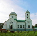 Artemivsk. All Saints Church and bell, Donetsk Region, Churches