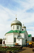 Artemivsk. Altar facade of church of All Saints, Donetsk Region, Churches