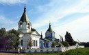 Artemivsk. Two temples in one area, Donetsk Region, Churches