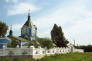 Artemivsk. Wooden St. Nicholas church, Donetsk Region, Churches