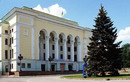 Donetsk. Opera and Ballet theater, Donetsk Region, Cities