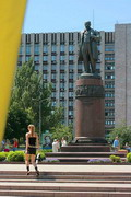 Donetsk. Great Kobzar and admirer ..., Donetsk Region, Monuments