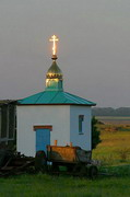 Kamiani Mohyly Reserve. To work, pray ..., Donetsk Region, Churches