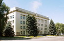 Kramatorsk. House of city administration, Donetsk Region, Rathauses