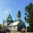 Kramatorsk. Holy Trinity church, Donetsk Region, Churches