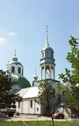Kramatorsk. Holy Trinity church – main in town, Donetsk Region, Churches