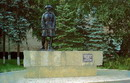 Makiivka. Monument Gregory Kapustin, Donetsk Region, Monuments