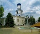 Sviatogirska lavra. Church of Intercession, Donetsk Region, Monasteries