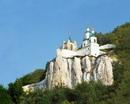 Sviatogirska lavra. Cretaceous attraction of Donbas, Donetsk Region, Monasteries