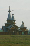 Sviatogirska lavra. Lavra's monastery of All Saints, Donetsk Region, Monasteries