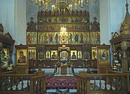 Sviatogirska lavra. Altar of Assumption Cathedral, Donetsk Region, Monasteries