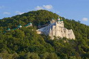 Sviatogirska lavra. Mountainous part of lavra, Donetsk Region, Monasteries