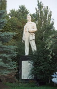 Sloviansk. Monument to Artem, Donetsk Region, Monuments