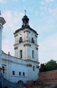 Berdychiv. North Church Tower, Zhytomyr Region, Monasteries