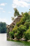 Zhytomyr. Rock Head Chatskyi, Zhytomyr Region, Geological sightseeing