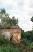 Ivnytsia. Remains of tower estate fence, Zhytomyr Region, Country Estates