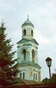 Kodnia. Bell tower of church of Our Lady, Zhytomyr Region, Churches