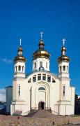 Korosten. Cathedral of Nativity, Zhytomyr Region, Churches