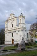 Korostyshiv. City church Olizarov, Zhytomyr Region, Churches