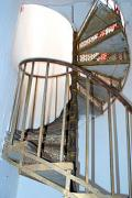 Nova Chortoryia. Spiral staircase, Zhytomyr Region, Country Estates