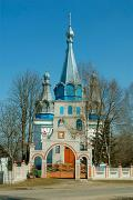 Nova Chortoryia. Holy Trinity Church, Zhytomyr Region, Churches