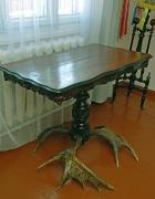 Novograd-Volynskyi. Table for elk antlers, Zhytomyr Region, Museums