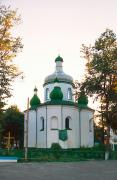 Olevsk. Altar facade of St. Nicholas Church, Zhytomyr Region, Churches