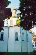 Olevsk. Side facade of St. Nicholas Church, Zhytomyr Region, Churches