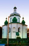 Olevsk. Eastern facade Nicholas Church, Zhytomyr Region, Churches