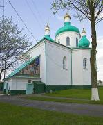 Olevsk. St. Nicholas Church, Zhytomyr Region, Churches