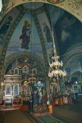 Radomyshl. Iconostasis of St. Nicholas church, Zhytomyr Region, Churches