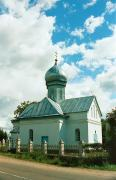 Toporysche. Church at crossroads, Zhytomyr Region, Churches