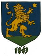 Beregove. Blazon of town, Zakarpattia Region, Cities