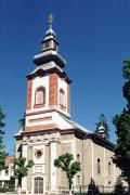 Velykyi Bereznyi. Holy Trinity Church, Zakarpattia Region, Churches