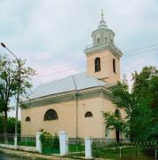 Vynogradiv. Church of the Ascension, Zakarpattia Region, Churches