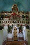 Deshkovtysia. Interior of Church of Intercession, Zakarpattia Region, Churches