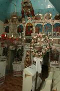 Deshkovtysia. Iconostasis of Church of Intercession, Zakarpattia Region, Churches